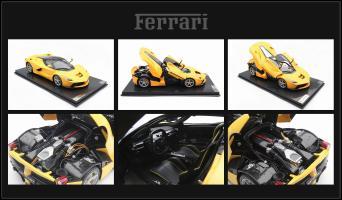 Прикрепленное изображение: Amalgam-Ferrari-LaFerari-Yellow-1-8.jpg