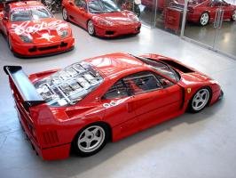 Прикрепленное изображение: Ferrari-F40-LM-Competizione7-profile-high-side-Serial-Number-97881.jpg