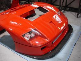 Прикрепленное изображение: Ferrari-F40-LM-Competizione-45front-nose-cowling-detail-Serial-Number-97881.jpg