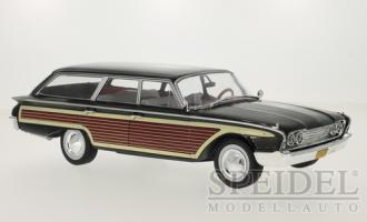 Прикрепленное изображение: 1960 Ford Country Squire black.jpg