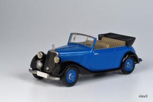 Прикрепленное изображение: Mercedes-Benz W136 1937 170 V Tourenwagen 2-Turen Кузнецов 011.jpg