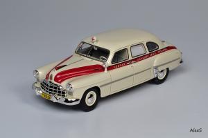 Прикрепленное изображение: ГАЗ 12 ЗИМ Скорая помощь  Харьков 1955 Dip Models 101231 1.jpg