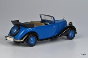 Прикрепленное изображение: Mercedes-Benz W136 1937 170 V Tourenwagen 2-Turen Кузнецов 011 z.jpg