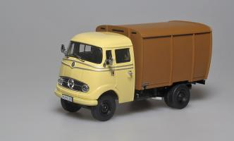 Прикрепленное изображение: L 319 Viehtransporter 1956-1963 Premium ClassiXXs .jpg