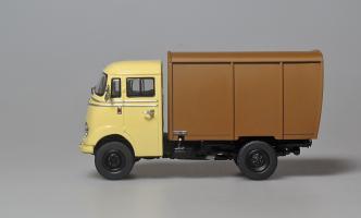 Прикрепленное изображение: L 319 Viehtransporter 1956-1963 Premium ClassiXXs (1).jpg
