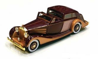Прикрепленное изображение: RR Ph III Sedanca de Ville Freestone & Webb 1937.jpg