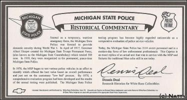 Прикрепленное изображение: 1988 Chevrolet Caprice Michigan State Police - White Rose Collectibles - DEDGM99107W - 5_small.jpg