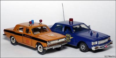 Прикрепленное изображение: 1988 Chevrolet Caprice Michigan State Police - White Rose Collectibles - DEDGM99107W - 3_small.jpg