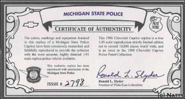 Прикрепленное изображение: 1988 Chevrolet Caprice Michigan State Police - White Rose Collectibles - DEDGM99107W - 4_small.jpg