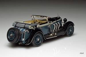 Прикрепленное изображение: Mercedes-Benz 710 SSK Sport-Cabriolet Karosserie Papler Open Top z.jpg
