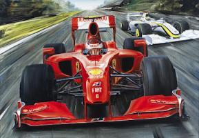 Прикрепленное изображение: Ferrari_F60_Raikkonen_by_Andrea_Del_Pesco.jpg