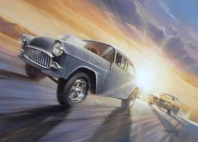 Прикрепленное изображение: Two-Lane-Black-Top-55-Chevy-GTO-print.jpg
