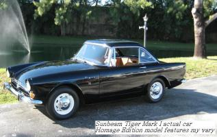 Прикрепленное изображение: AM-SUN-TIG-HE Sunbeam Tiger Homage Edition Front View - Real Car.JPG