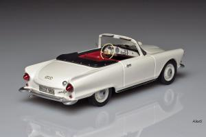 Прикрепленное изображение: Auto Union SP 1000 Roadster 1965 В.Пивторак 1.jpg