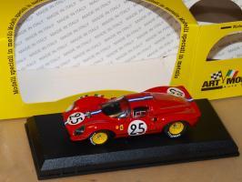Прикрепленное изображение: 1966 ART141 ARTmodel Ferrari 206 C.jpg