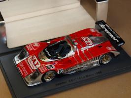 Прикрепленное изображение: 1998 S0322 SPARK Kremer K 8-2- Porsche.jpg