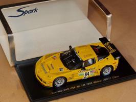 Прикрепленное изображение: 2006 S0174 SPARK Chevrolet Corvette C6-R.jpg