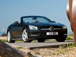 Прикрепленное изображение: Mercedes_SL-Class_Roadster_2012.jpg