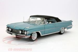Прикрепленное изображение: Oldsmobile 98 1959 года черный - синий металлик 1 18 SunStar, 75873.jpg
