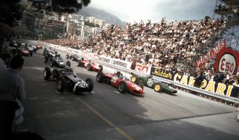 Прикрепленное изображение: 1961_monaco_grand_prix_start_by_f1_history-d5apep4.jpg