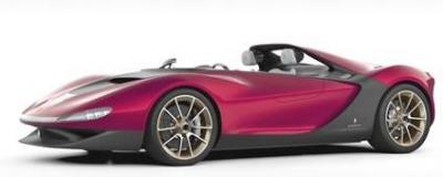 Прикрепленное изображение: Ferrari Sergio Concept Supercar by Pininfarina.jpg
