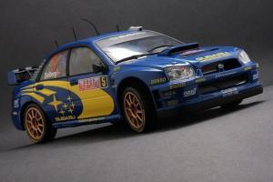 Прикрепленное изображение: Subaru Impreza WRC #5 Rallye Monte-Carlo 2005 - P.Solberg P.Mils (by Mondo Motors).jpg