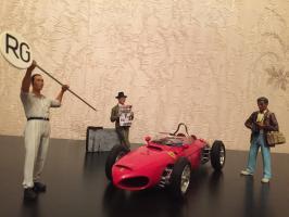 Прикрепленное изображение: Ferrari 156 F1 Sharknose 7.jpg