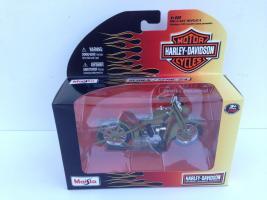 Прикрепленное изображение: Harley Davidson Army TwinCam Maisto.JPG