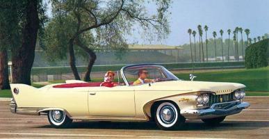 Прикрепленное изображение: Plymouth Fury Convertible 1960.jpg
