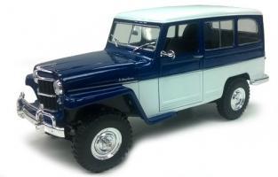 Прикрепленное изображение: 1955 Jeep Willys Wagon Lucky Diecast blue.jpg