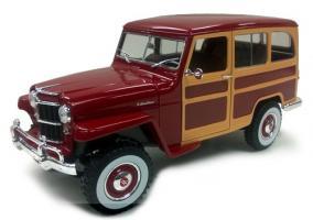 Прикрепленное изображение: 1955 Jeep Willys Wagon Lucky Diecast red.jpg