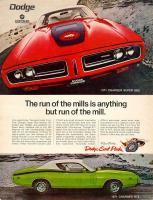 Прикрепленное изображение: 1971_Dodge_Charger_SuperBee_ad.jpg