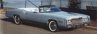 Прикрепленное изображение: `75 Cadillac Eldorado Convertible.jpg