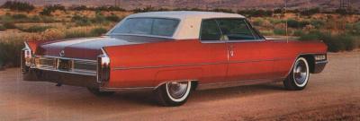 Прикрепленное изображение: 1965 Cadillac Coupe DeVille Rear View.jpg