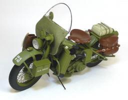 Прикрепленное изображение: 1942 Harley-Davidson® WLA Military Motorcycle Franklin Mint (1).JPG
