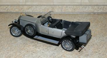 Прикрепленное изображение: Rolls-Royce Silver Ghost 1925 Franklin Mint (2).JPG
