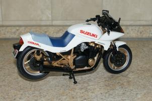 Прикрепленное изображение: 112 Suzuki  GSX 1100S Katana Custom Tuned Tamiya (2).JPG