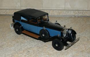 Прикрепленное изображение: Rolls Royce Phantom II 1929 Franklin Mint (1).JPG
