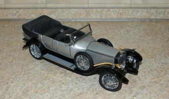 Прикрепленное изображение: Rolls-Royce Silver Ghost 1925 Franklin Mint (1).JPG