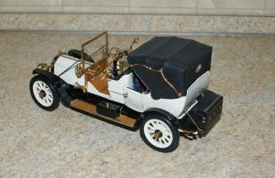 Прикрепленное изображение: 1912 Packard 1-48 Victoria,Franklin Mint (2).JPG