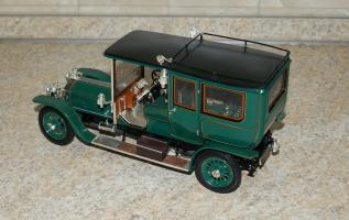 Прикрепленное изображение: Rolls Royce Silver Ghost 1908 Franklin Mint  (2).JPG