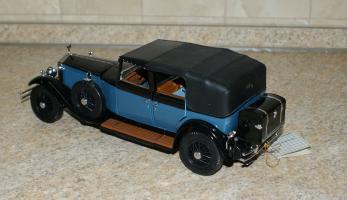 Прикрепленное изображение: Rolls Royce Phantom II 1929 Franklin Mint (2).JPG