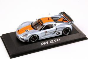 Прикрепленное изображение: Porsche_918_RSR_silber_orange_Detroit_Motorshow_2011_Minichamps.jpg