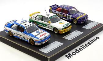 Прикрепленное изображение: Ixo Rennsport BMW M3 (E30) V-Line Spainish Winner Trippel Set Bassas Villacieros Riera 1989 92 93  Limited Edition 25 pcs..jpg