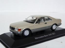 Прикрепленное изображение: Mercedes-Benz 560SEC 1986 Minichamps B66040448.jpg