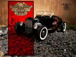 Прикрепленное изображение: FORD Hot Rod Harley-Davidson.jpg