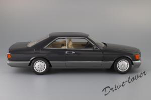 Прикрепленное изображение: Mercedes-Benz 500 SEC C126 Autoart 76211_04.JPG