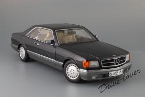 Прикрепленное изображение: Mercedes-Benz 500 SEC C126 Autoart 76211_02.JPG