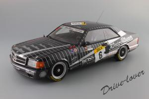 Прикрепленное изображение: Mercedes-Benz 500 SEC AMG 24 Hours Race SPA Francorchamps 1989 Autoart 88932_01.JPG