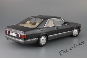 Прикрепленное изображение: Mercedes-Benz 500 SEC C126 Autoart 76211_07.JPG